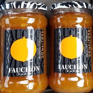 タカシマヤ(髙島屋)のFAUCHON フォション ジャム 2点セット(缶詰/瓶詰)