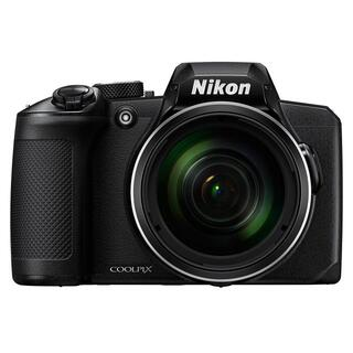 Nikon - 新品☆Nikon COOLPIX B600 黒☆光学60倍ズーム☆1年保証付③
