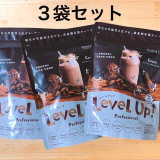 レベルアップ ココアミルク 3袋 栄養機能食品 ビタブリット