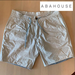 ABAHOUSE - ABAHOUSE アバハウス ショートパンツ ハーフパンツ