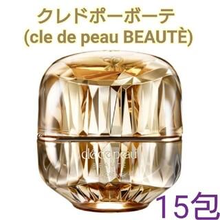 クレ・ド・ポー ボーテ - 新品❗資生堂❗クレ・ド・ポーボーテ ラ・クレームn 15包 (¥9,900相当)