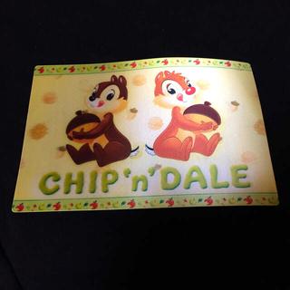 チップ&デール - チップとデール マウスパッド