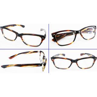 フォーナインズ(999.9)の【美品・廃盤品】999.9 フォーナインズ NP-62 眼鏡(サングラス/メガネ)