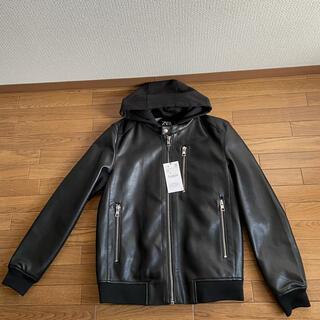 ZARA - 【新品】 革ジャン ZARA 定価11900円