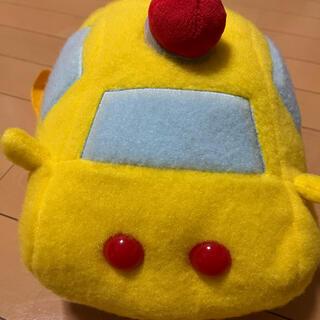 BANDAI NAMCO Entertainment - PUIPUIモルカー ぬいぐるみリュック パトモル