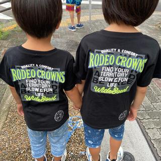 ロデオクラウンズワイドボウル(RODEO CROWNS WIDE BOWL)のyuuu様 専用(Tシャツ/カットソー)