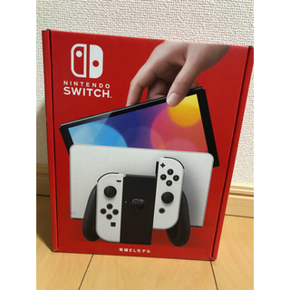 Nintendo Switch - NINTENDO SWITCH (有機EL ホワイト