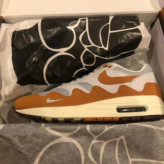 NIKE -  patta Nike air max 1 monarch