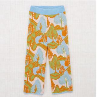 コドモビームス(こども ビームス)の《新品未使用》misha&puff Jacquard Pants 18-24m(パンツ/スパッツ)