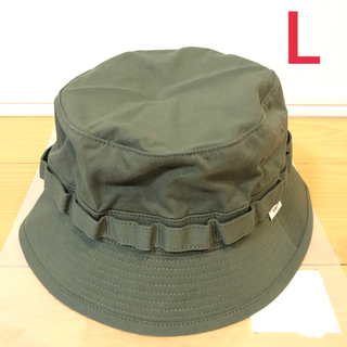 W)taps - WTAPS JUNGLE 01 HAT COTTON WEATHER ハット
