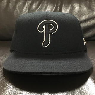 NEW ERA - PHILILIES NEW ERA CAP フィラデルフィア フィリーズ 美中古