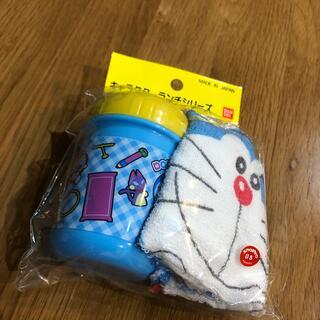 バンダイ(BANDAI)のドラえもん  おしぼりセット(弁当用品)