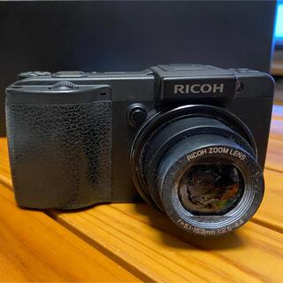 RICOH - 【RICOH】GX200自動開閉レンズキャップ、SDカード付き