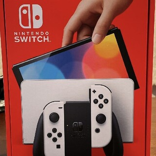 Nintendo Switch - 有機ELモデル☆ニンテンドースイッチ☆Nintendo Switch