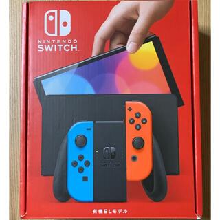 Nintendo Switch  有機ELモデル(ネオンカラー)