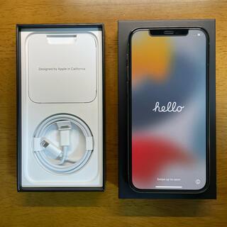 Apple - iPhone 12 pro 128gb グラファイト SIMフリー