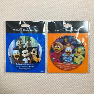 Disney - ディズニー イマジニングザマジック 缶バッジ ミッキー ドナルド ホセパン
