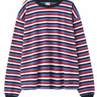 エックスガール(X-girl)の長袖Tシャツ(Tシャツ(長袖/七分))