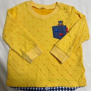 ミキハウス(mikihouse)のミキハウス 長袖Tシャツ(シャツ/カットソー)