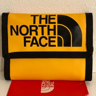 ザノースフェイス(THE NORTH FACE)の新品  ノースフェイス  お財布 お子様用にも!(折り財布)