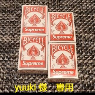 シュプリーム(Supreme)のSupreme トランプ(トランプ/UNO)