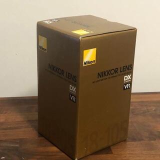 Nikon 標準ズームレンズ AF-S DX NIKKOR 18-105mm f