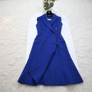 Christian Dior - ★Christian Dior★最新タグ★美品★ロング ジレ★ドレス コート