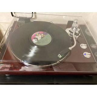 アナログターンテーブルTN-350ーレコード針カートリッジシェル❣️(ターンテーブル)