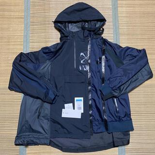 sacai - 19aw sacai NIKE double zip jacket ジャケット