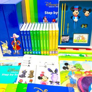 Disney - 【字幕play all付】ステップバイステップ ディズニー英語 DWE