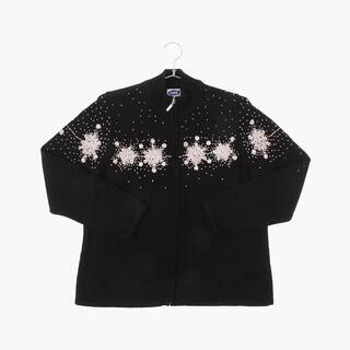 Saint Laurent - vintage stitch cotton jacket sullen