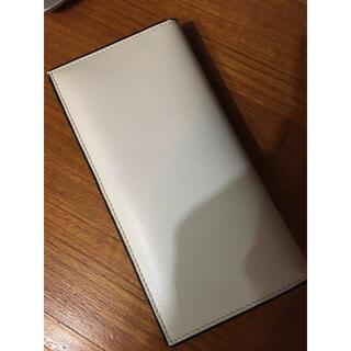 Valextra - 新品未使用 Valextra 長財布 ホワイト
