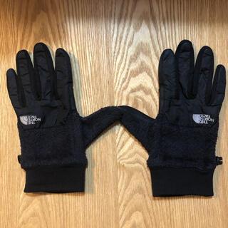 ザノースフェイス(THE NORTH FACE)のTHE NORTH FACE 手袋 グローブ 黒 ブラック ザノースフェイス(手袋)