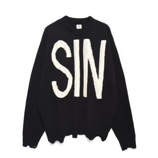 LADY MADE - saint michael SIN ニット XL saint mxxxxxx