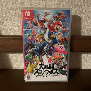 Nintendo Switch - 【送料無料・美品】大乱闘スマッシュブラザーズ SPECIAL