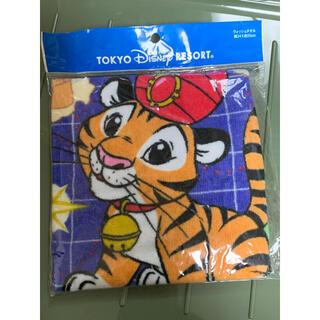 Disney - チャンドゥ★レア!ウォッシュタオル 未使用