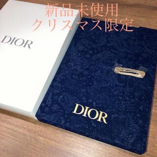 ディオール(Dior)のDIOR 2021 限定 クリスマス ノベルティ ノート(ノート/メモ帳/ふせん)