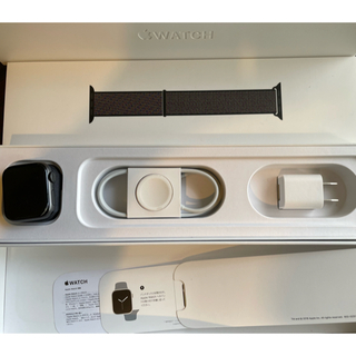 Apple Watch - Apple Watch series4(GPS)