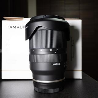 TAMRON - タムロン 17-28mm F/2.8 Di III RXD Model A046