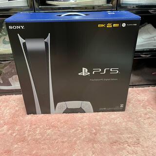 PlayStation - PS5 デジタルエディション 本体 中古 美品 プレイステーション