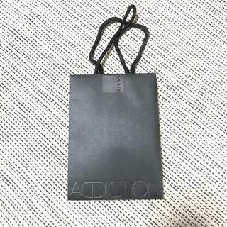 アディクション(ADDICTION)のADDICTION ショッパー(ショップ袋)