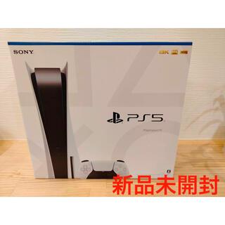 SONY - 新品箱未開封 PlayStation5 本体 CFI-1100A01