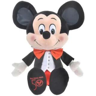 Disney - ディズニーワールド50周年 WDW ミッキー ミニーレトロぬいぐるみ 海外限定