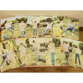 [新品] トレジャー ポストカード 12枚セット♥️ オマケ付き