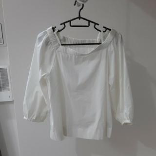 ローリーズファーム(LOWRYS FARM)のローリーズファーム オフショルダー(Tシャツ(半袖/袖なし))