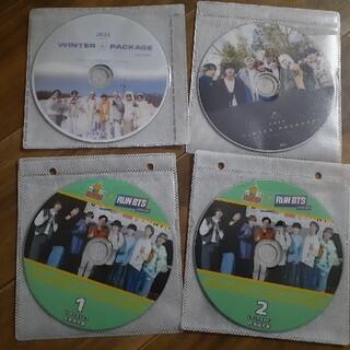 BTS DVD