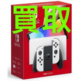 Nintendo Switch - Nintendo Switch 有機ELモデル 新型 ホワイト ネオン