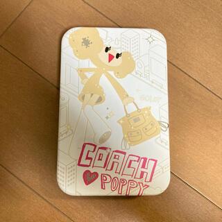 コーチ(COACH)の【COACH】缶ケース/便箋セット(カード/レター/ラッピング)