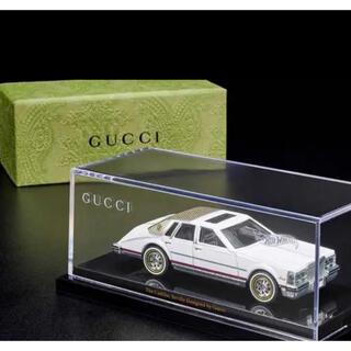 グッチ(Gucci)の【世界5000台限定】Gucci×ホットウィール キャデラック セビル レプリカ(ミニカー)