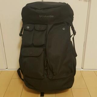 コロンビア(Columbia)のColumbia コロンビア バックパック 黒 美品 28L(バッグパック/リュック)